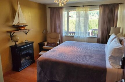 The Dutch & Cougar Suites, Misty Valley Inn
